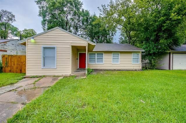 5417 Kenilwood Drive, Houston, TX 77033 (MLS #74150438) :: The SOLD by George Team
