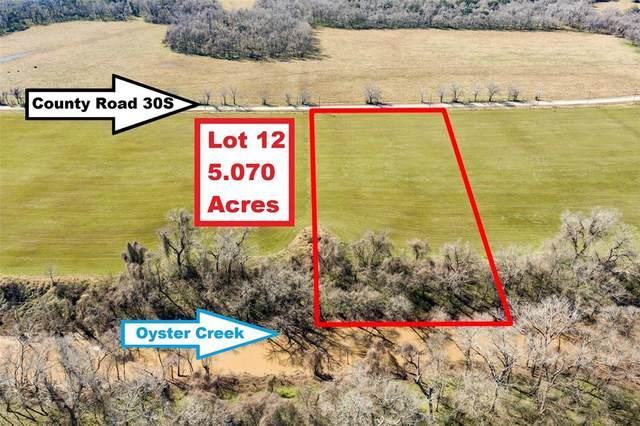 Lot 12 County Road 30S, Angleton, TX 77515 (MLS #74156160) :: Ellison Real Estate Team