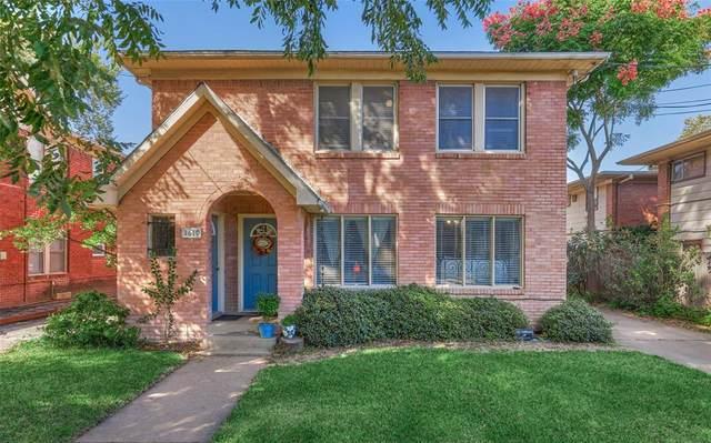 1608 Bonnie Brae Street, Houston, TX 77006 (MLS #74166343) :: Lerner Realty Solutions