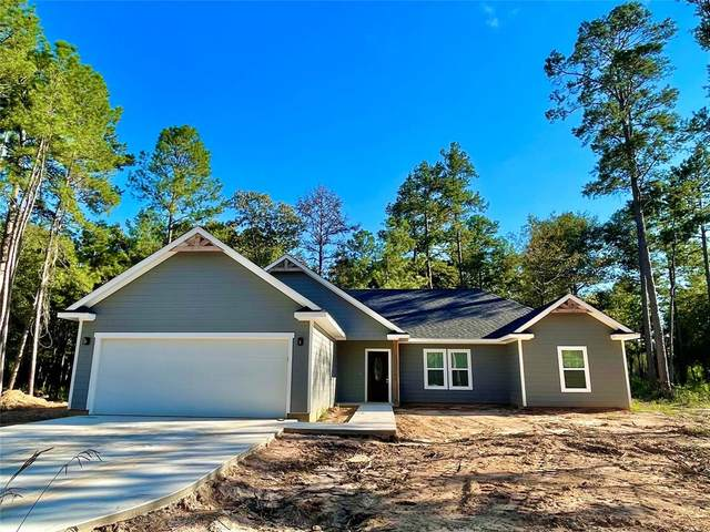 1646 Greenway Drive, Plantersville, TX 77363 (MLS #74170908) :: All Cities USA Realty