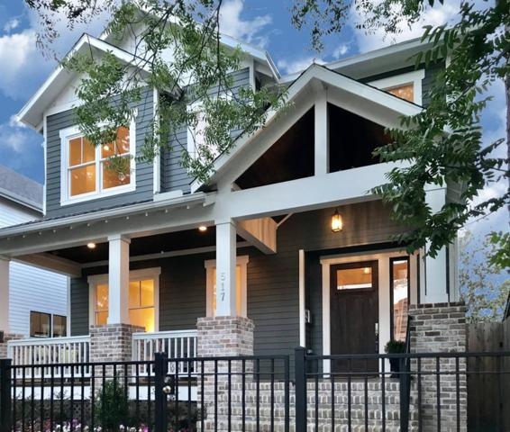 517 E 25th Street, Houston, TX 77008 (MLS #74181653) :: The SOLD by George Team