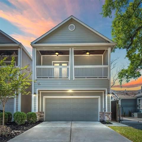 726 E 24th Street, Houston, TX 77008 (MLS #74192044) :: Ellison Real Estate Team