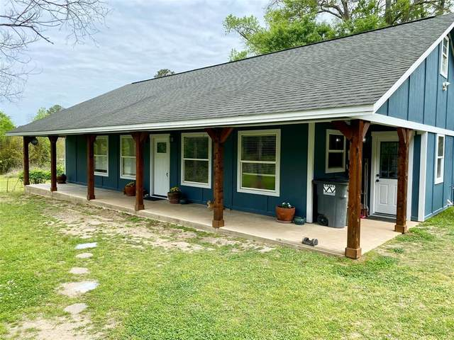 54 Gilley Road, New Waverly, TX 77358 (MLS #74193710) :: Homemax Properties