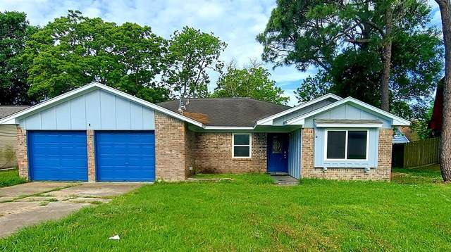 3906 Marlin Lane, Shoreacres, TX 77571 (MLS #74198193) :: The SOLD by George Team