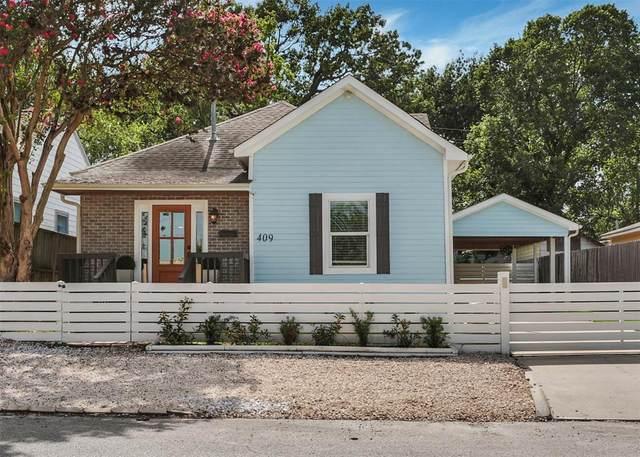 409 Vincent Street, Houston, TX 77009 (MLS #74199240) :: Michele Harmon Team