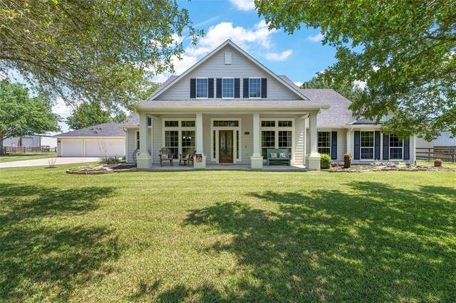 16422 Fritsche Cemetery Road, Cypress, TX 77429 (MLS #74212743) :: Michele Harmon Team