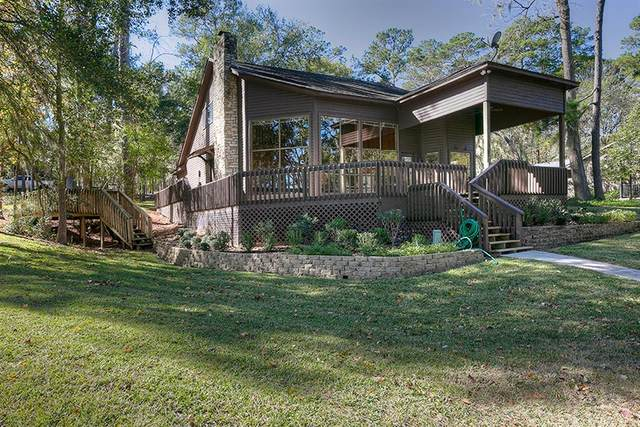 161 Lords Circle, Coldspring, TX 77331 (MLS #74219006) :: My BCS Home Real Estate Group