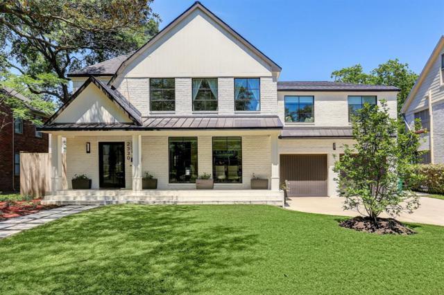 2330 Sunset Boulevard, Houston, TX 77005 (MLS #74225667) :: Texas Home Shop Realty