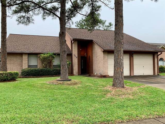 7019 Yardley Drive, Katy, TX 77494 (MLS #74230732) :: The Heyl Group at Keller Williams