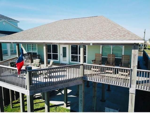 708 W Johnson Crawford Circle W, Port Bolivar, TX 77650 (MLS #74246267) :: Ellison Real Estate Team