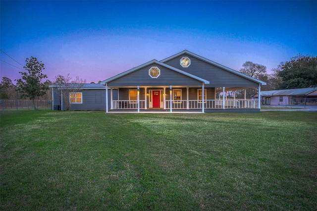 351 County Road 3704, Splendora, TX 77372 (MLS #74263759) :: Connect Realty