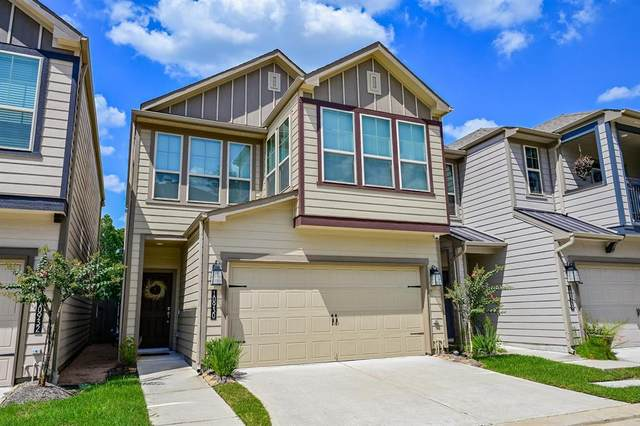 10930 Cannes Memorial Drive, Houston, TX 77043 (MLS #74266854) :: The Bly Team