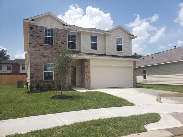 822 Steam Ridge Lane, Tomball, TX 77375 (MLS #74268517) :: The Sansone Group