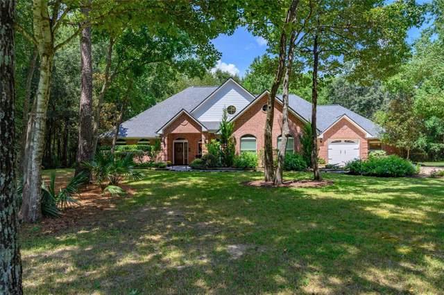 3502 W Benders Landing Boulevard, Spring, TX 77386 (MLS #74272110) :: Giorgi Real Estate Group