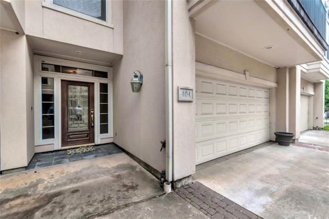 404 Hadley Street, Houston, TX 77002 (MLS #74282222) :: The Sansone Group