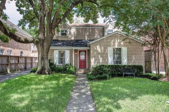 3806 Northwestern, West University Place, TX 77005 (MLS #74286057) :: Caskey Realty