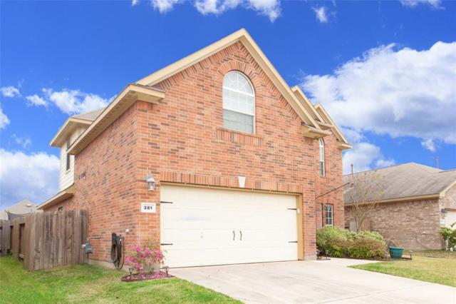 281 Country Crossing Circle, Magnolia, TX 77354 (MLS #74286126) :: The SOLD by George Team