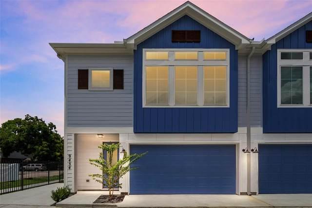 9420 C Kerrwood, Houston, TX 77080 (MLS #7428930) :: Lerner Realty Solutions