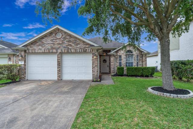 827 Dracena Court, Richmond, TX 77406 (MLS #74292242) :: The Home Branch