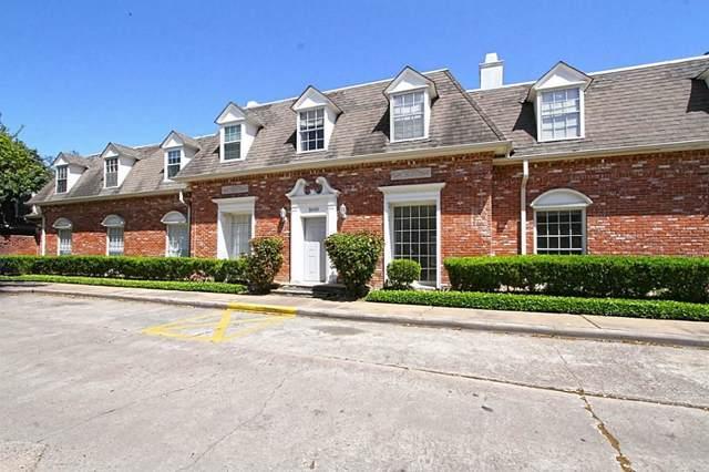 2605 Marilee Lane 2605-1, Houston, TX 77057 (MLS #74322584) :: Caskey Realty