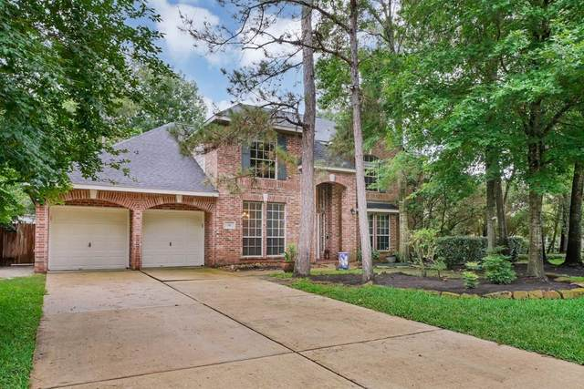 14 N Greenvine Circle, The Woodlands, TX 77382 (MLS #74324341) :: The SOLD by George Team