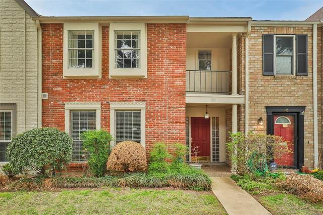 1113 Country Place Drive, Houston, TX 77079 (MLS #74329171) :: Connect Realty