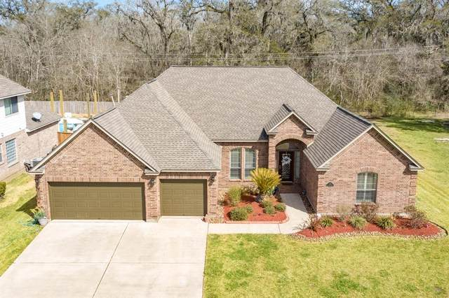 220 Arrowhead Drive, Lake Jackson, TX 77566 (MLS #74329445) :: Texas Home Shop Realty