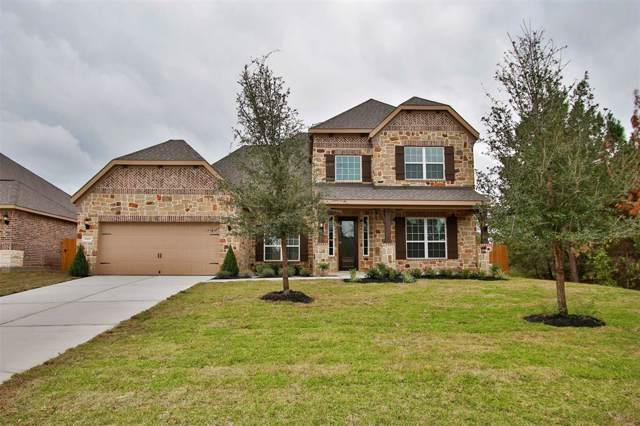 7597 Tyler Run Boulevard, Conroe, TX 77304 (MLS #74333513) :: The Home Branch