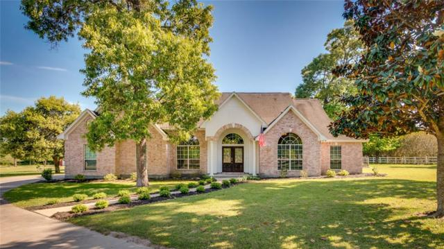 11464 Majestic Drive, Montgomery, TX 77316 (MLS #74335215) :: Texas Home Shop Realty