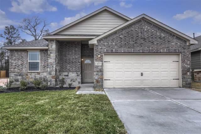 14519 Weir Creek Road, Willis, TX 77318 (MLS #74349934) :: The Queen Team