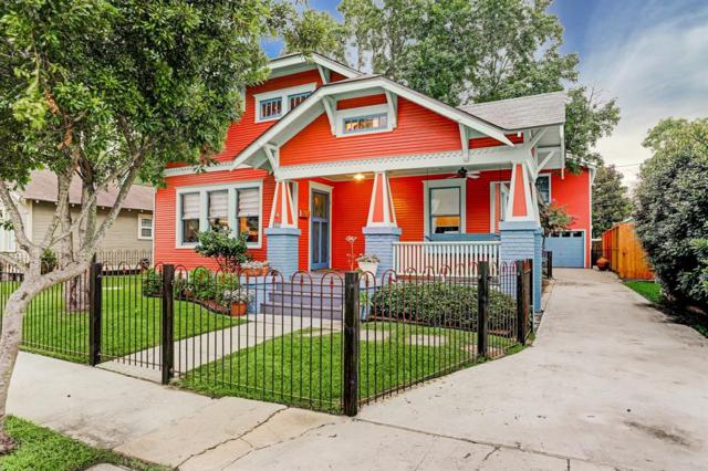 927 Key Street, Houston, TX 77009 (MLS #7435525) :: The SOLD by George Team
