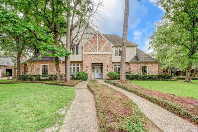 8811 Tranquil Park Drive, Spring, TX 77379 (MLS #74355919) :: The SOLD by George Team