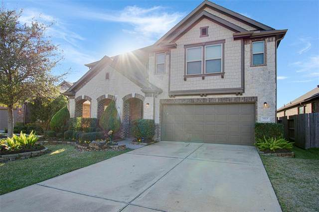 8111 Briscoe Foster Crossing, Richmond, TX 77406 (MLS #74366553) :: The Property Guys