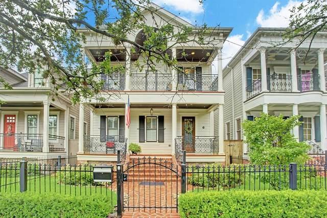 332 W 17th Street, Houston, TX 77008 (MLS #74369796) :: NewHomePrograms.com