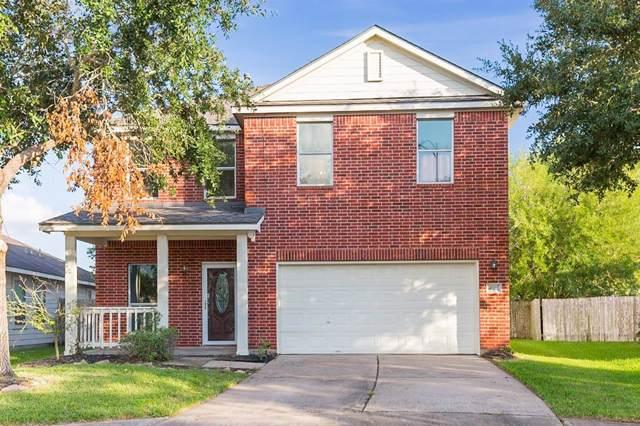 4707 Cavern Brook Court, Fresno, TX 77545 (MLS #74370501) :: Texas Home Shop Realty
