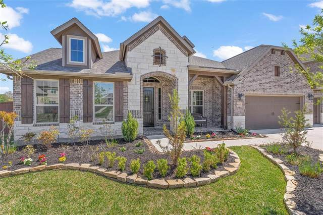 16722 Harbor Falls Drive, Cypress, TX 77433 (MLS #74382632) :: Christy Buck Team