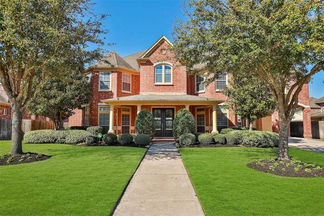26514 Ridgefield Park Lane, Cypress, TX 77433 (MLS #74386286) :: The Parodi Team at Realty Associates