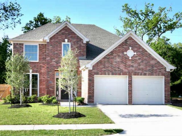 3710 Sunny Orchard Drive, Richmond, TX 77407 (MLS #74386719) :: Caskey Realty