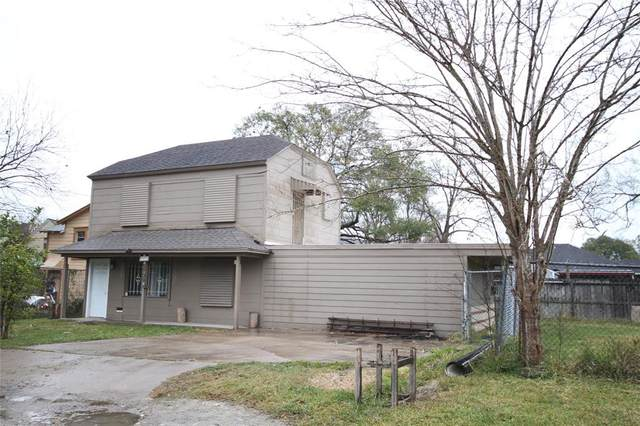 5709 Craig Street, Houston, TX 77023 (MLS #74389810) :: Christy Buck Team