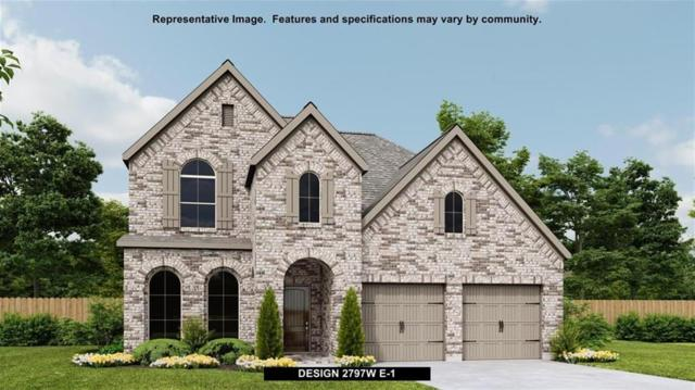 13802 Granite Manor Lane, Pearland, TX 77584 (MLS #74390312) :: The Sansone Group