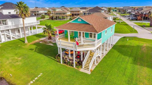 2622 Tide Drive, Galveston, TX 77650 (MLS #74394740) :: Giorgi Real Estate Group