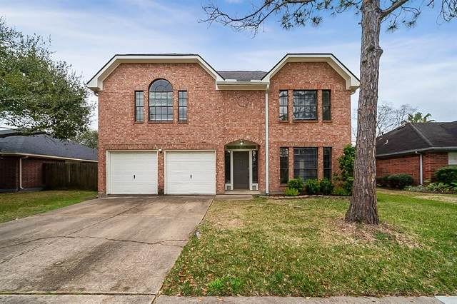 1039 Wentworth Drive, Pearland, TX 77584 (MLS #74404299) :: The Home Branch