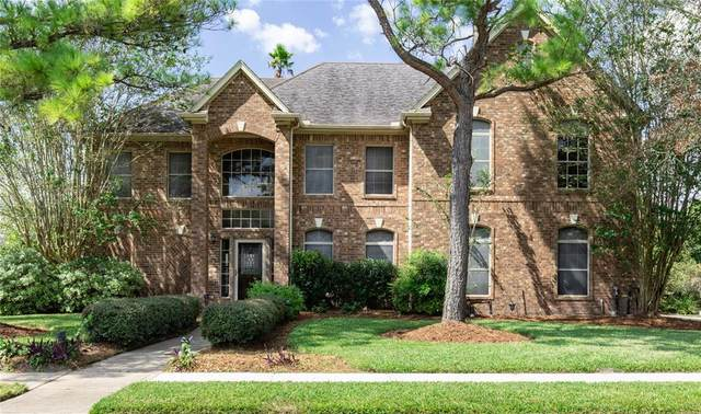 3602 Knotty Pine Circle, Pearland, TX 77581 (MLS #74410465) :: All Cities USA Realty