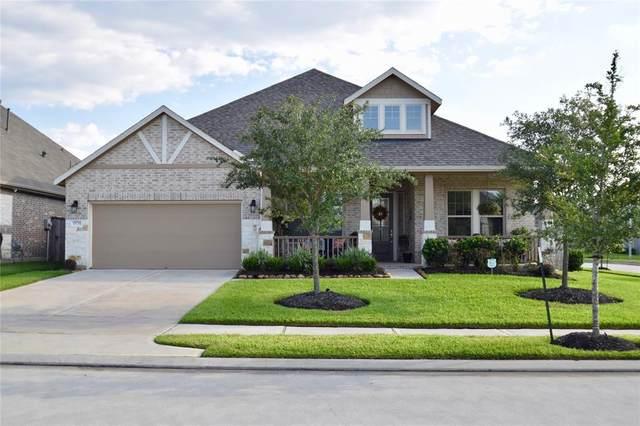 15731 Dunbar Ridge Drive, Cypress, TX 77429 (MLS #7441765) :: The Queen Team