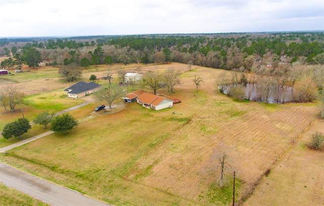 15 Eisenhower Lane, Huntsville, TX 77320 (MLS #7442593) :: My BCS Home Real Estate Group