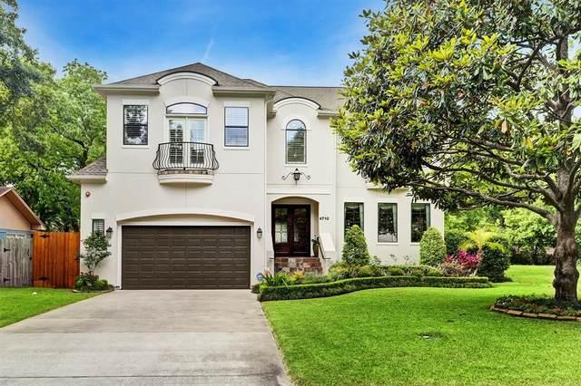 4710 Holt Street, Bellaire, TX 77401 (MLS #74427473) :: Green Residential