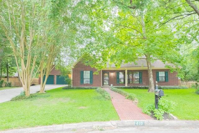 410 Gig Court, Crosby, TX 77532 (MLS #74433818) :: The Bly Team