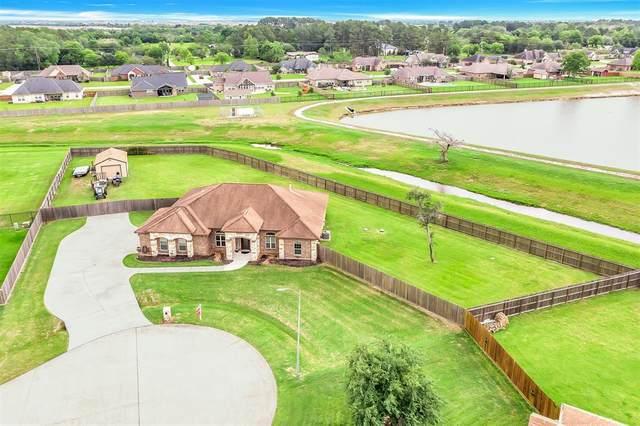 2135 Garrett Court, Santa Fe, TX 77510 (MLS #74441895) :: The SOLD by George Team