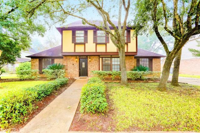 1127 Austin Colony Drive, Richmond, TX 77406 (MLS #74446408) :: The Sansone Group