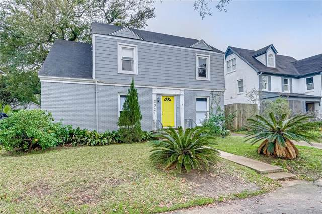 2021 Banks Street, Houston, TX 77098 (MLS #74450143) :: Guevara Backman